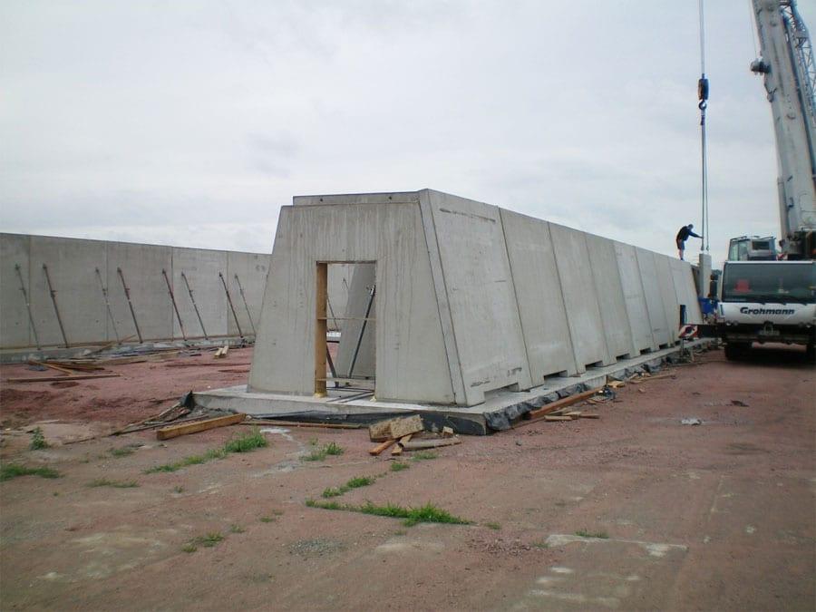 FF A-Block Fahrsilo