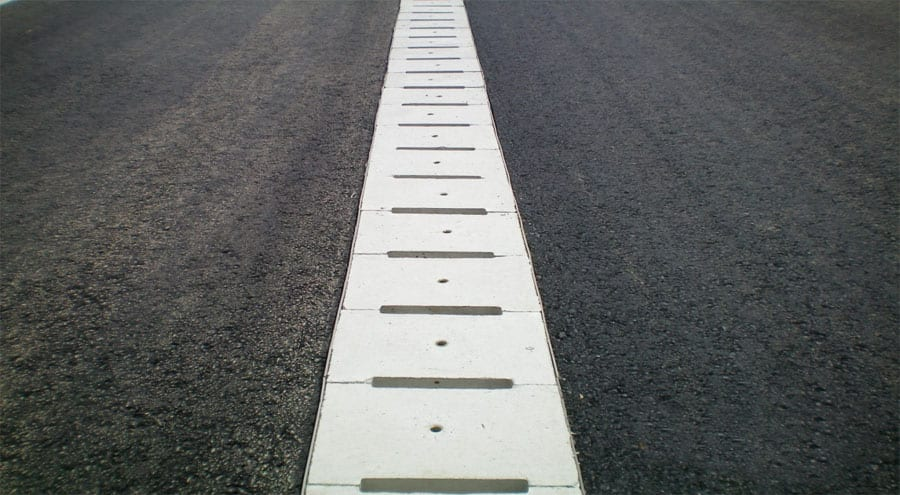 FF Doppelwand Fahrsilo - Das Entwässerungssystem